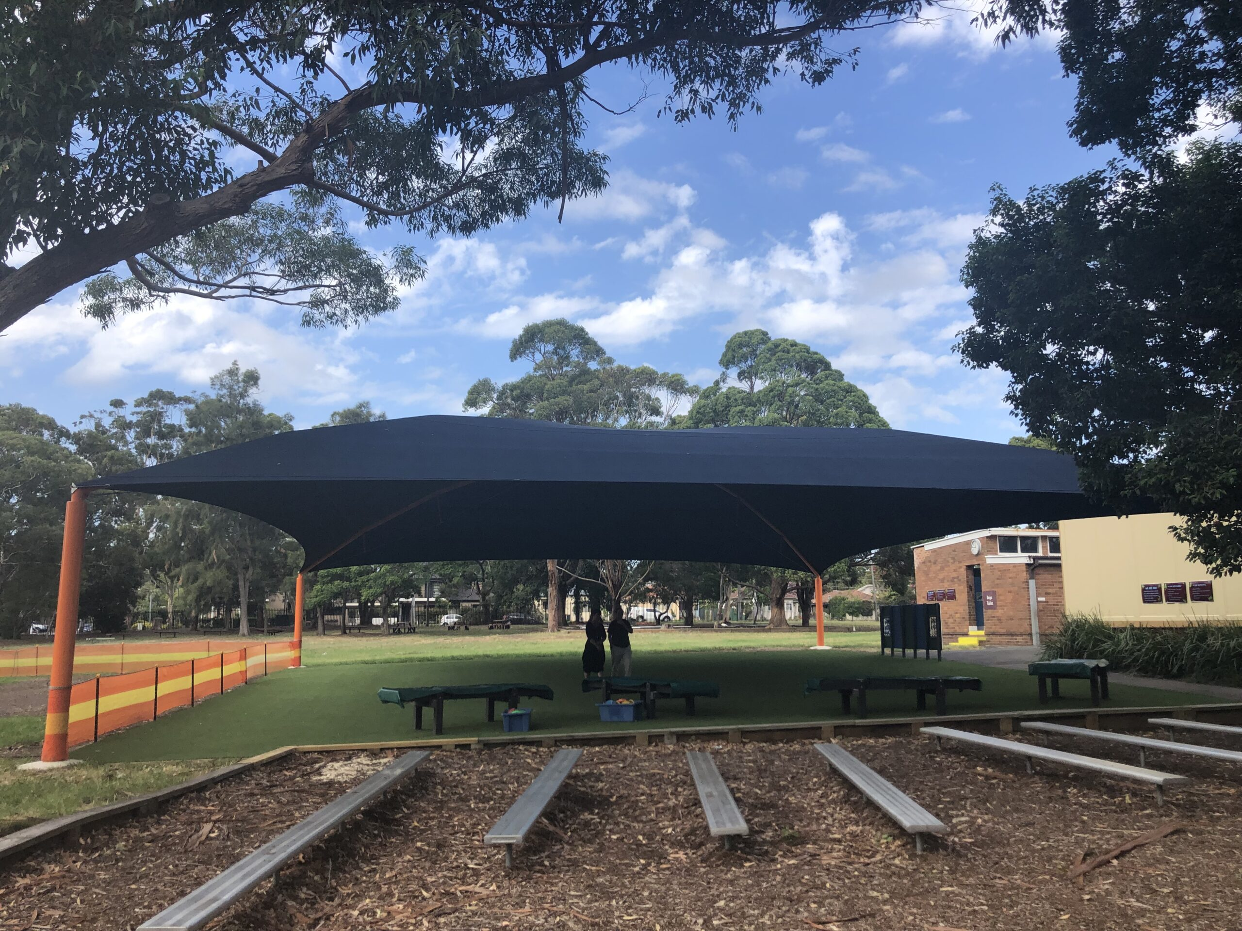 Sun Shade Sails for Playgrounds