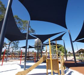 Sunshade Sails for Playgrounds